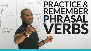 Practice English PHRASAL VERBS with this game