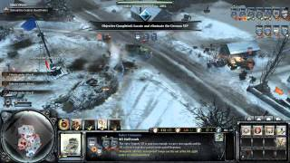 Company of Heroes 2 Ardennes Assault Playthrough. Missions 1-6