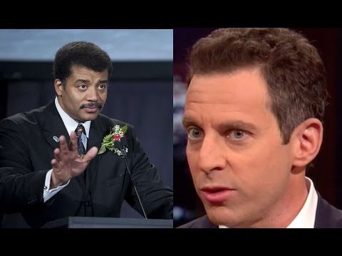 Sam Harris and Neil deGrasse Tyson Talk about a Scientist's Role as a public Educator