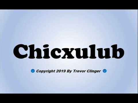 How To Pronounce Chicxulub