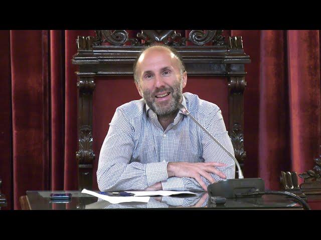 Rueda de Prensa: 1 año en Alcaldía de  Gonzalo Pérez Jácome 15/6/2020