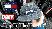 95cf3ecfed355f Supreme Gucci camp cap and Monogram/ LV bucket hat - YouTube