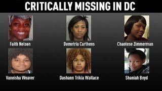 Why doesn't mainstream media report on missing DC girls?