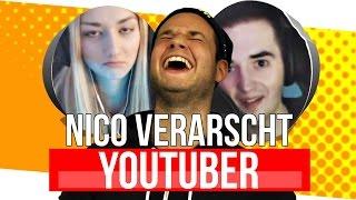 NICO VERARSCHT YOUTUBER | Marcel & Lena