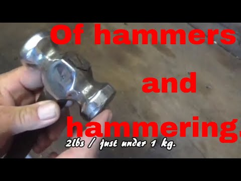 Of hammers and hammering