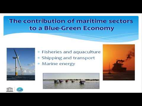 Potential of the ocean and challenges of sustainability