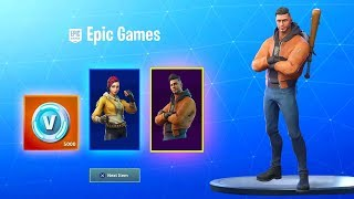 How To Get NEW COBRA BUNDLE! Fortnite Starter Pack 7? PS4 Celebration Pack 5? Maverick + Shade Skin