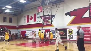 Jordan Sobot Freshman Highlights