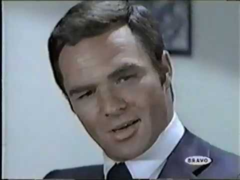 "DAN AUGUST ""Invitation to Murder"" part 2  Burt Reynolds,Norman Fell 1970"