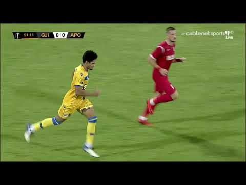 ΒΙΝΤΕΟ: Gjilani 0-2 ΑΠΟΕΛ «Νίκησε το άγχος»