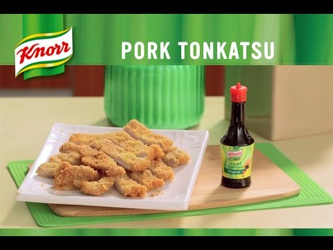 #LutongNanay : Pork Tonkatsu