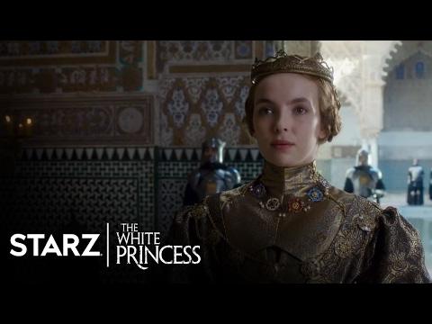 The White Princess   Season 1, Episode 6 Clip: Spain   STARZ
