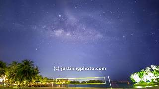 How I Shoot The Milky Way In The Light-Polluted Skies Of Singapore Handheld With Huawei P30 Pro