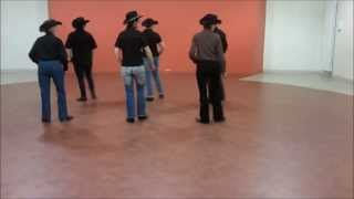 CABO SAN LUCAS Line Dance - compte et danse