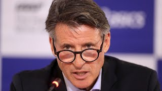Sebastian Coe confident Tokyo Olympic games will go ahead with help of vaccines