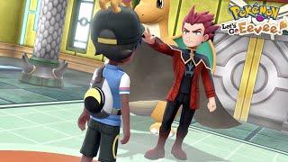 Pokemon Lets Go Eevee 2 Players Playthrough Final Part Elite 4 & Ending!