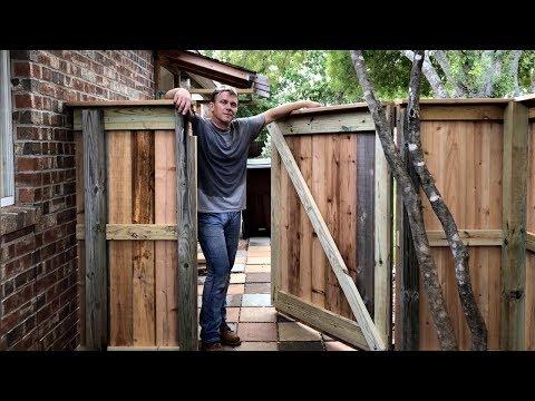 Ultimate Gate Build - No Sag Gate
