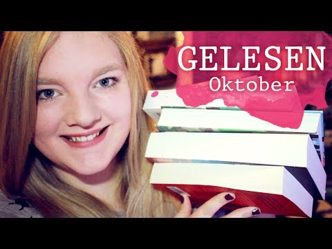 LESEMONAT Oktober | GELESEN | Laura Evlolle