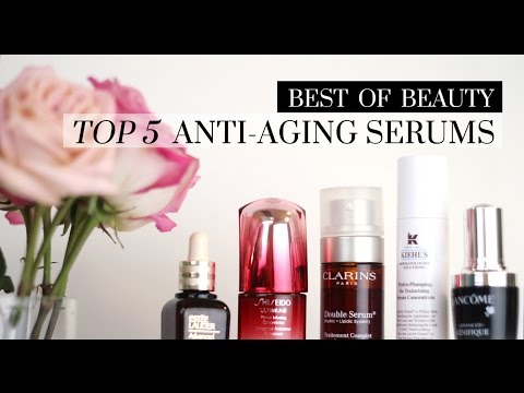 Top 5 Best Anti-Aging Serums | LookMazing