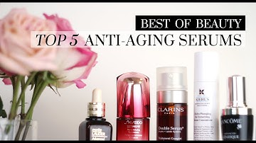 Top 5 Best Anti-Aging Serums | LookMazing