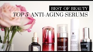 Video Top 5 Best Anti-Aging Serums | LookMazing download MP3, 3GP, MP4, WEBM, AVI, FLV Juli 2018