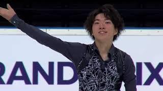 Yuto Kishina Япония | ISU Гран при (юниоры) 2018 Каунас | Произвольная программа (юноши)