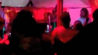 "Afro Cluster at Watusi fest. ""Sleepy Little Town"""