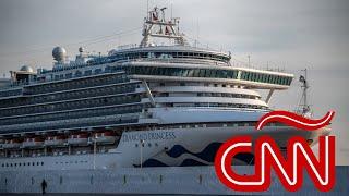La odisea de un chileno a bordo del crucero en cuarentena en Japón por el coronavirus