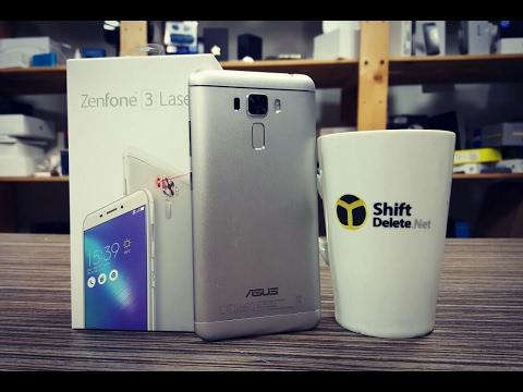Asus Zenfone 3 Laser Kutu Açılışı