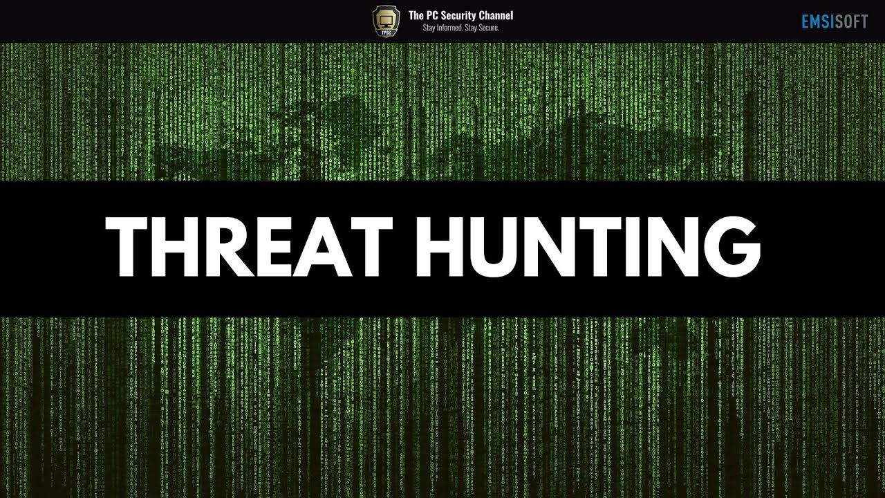 Threat Hunting Tutorial: Introduction