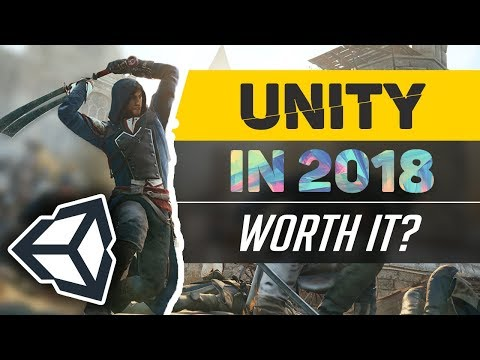 Unity 2018 - worth using or not?
