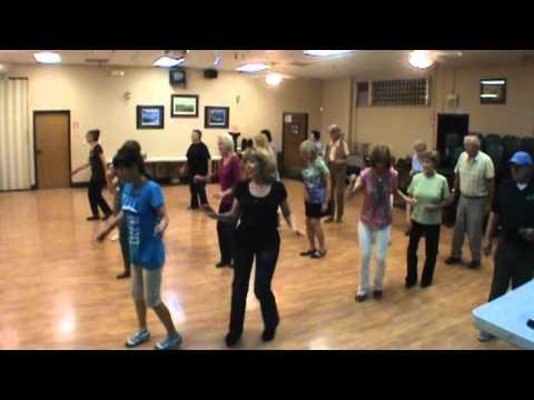 Alehla - Linedance Choreographed by Pat Potter