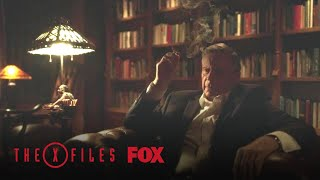 The Cigarette Smoking Man Tells The Story Of Life In The World Season 11 Ep 1 The X Files
