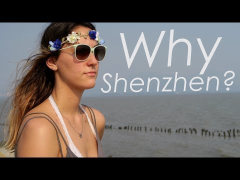 Why I moved to Shenzhen, China