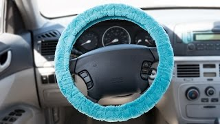 How to Sew a Steering Wheel Cover