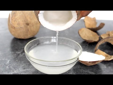 How to Extract Coconut Water (Quick & Easy)