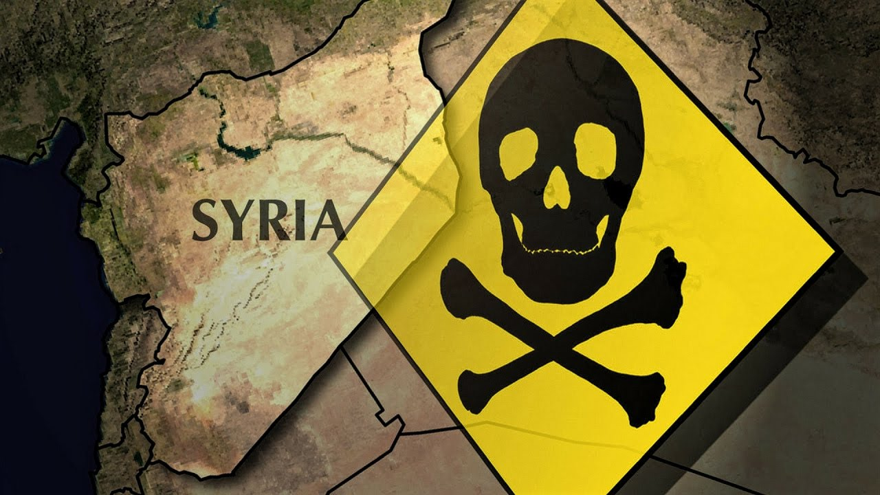 Image result for Fake News & False Flag Chemical Attacks In Syria