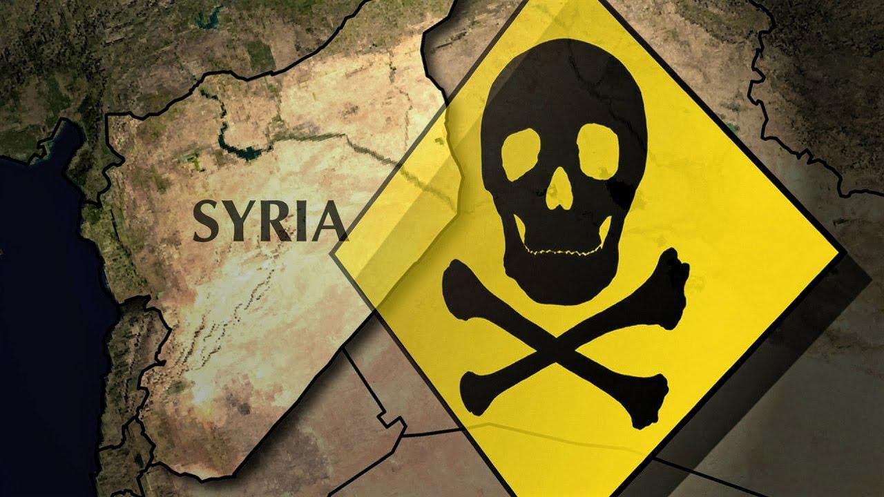 Image result for Fake News & False Flag Chemical Attacks In Syria