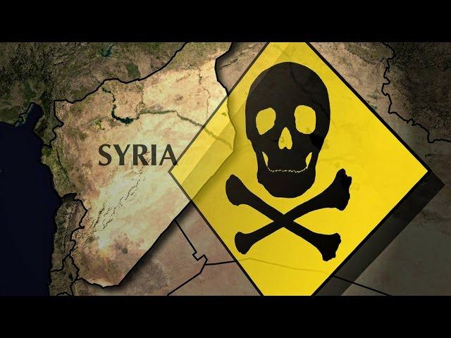 Origem da tragédia química na Síria ainda é mistério