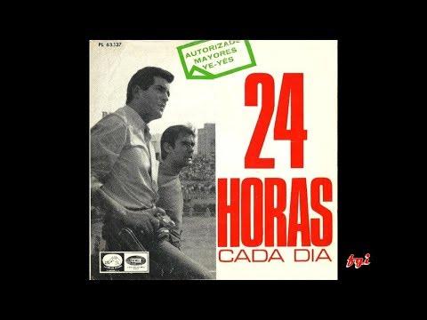 Dúo Dinámico - Singles Collection 9.- 24 Horas cada día / Tal vez (1965)
