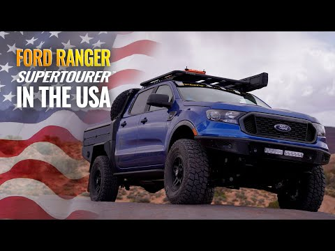 FOR SALE - First Ford Ranger PX3 In The USA - PCOR Supertourer