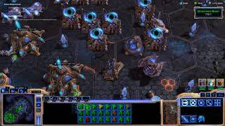StarCraft II: Wings of Liberty Campaign Mission 13 - In Utter Darkness