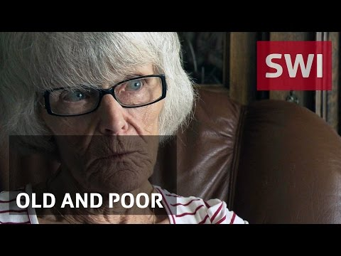 Why so many Swiss OAPs live below the breadline