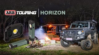 ARB Horizon Lighting Range | Area Light, Work Light & Flashlight