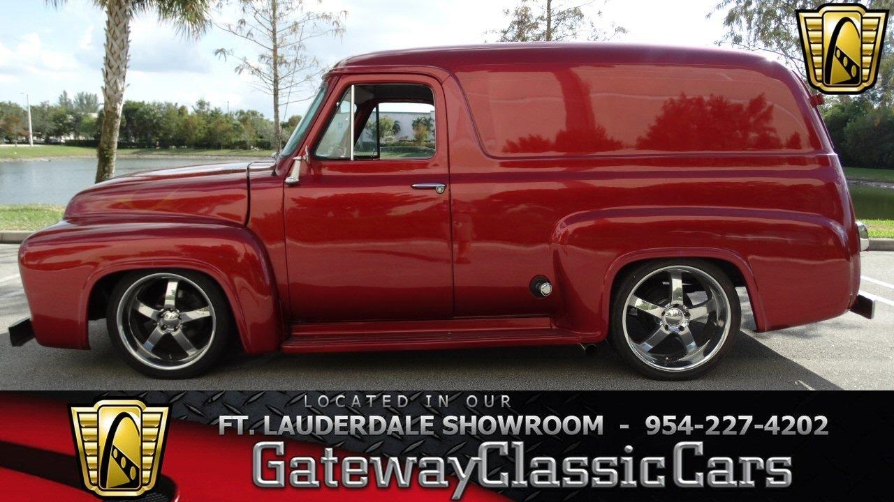 1955 Ford Econoline Van