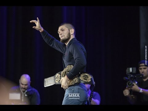 MISK Talk with Khabib Nurmagomedov and more