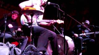 Vic Ruggiero - Baby What You Want Me To Do- LIVE 03.03.09 - Houston Tx
