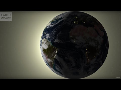 What would happen if Earth stopped spinning?