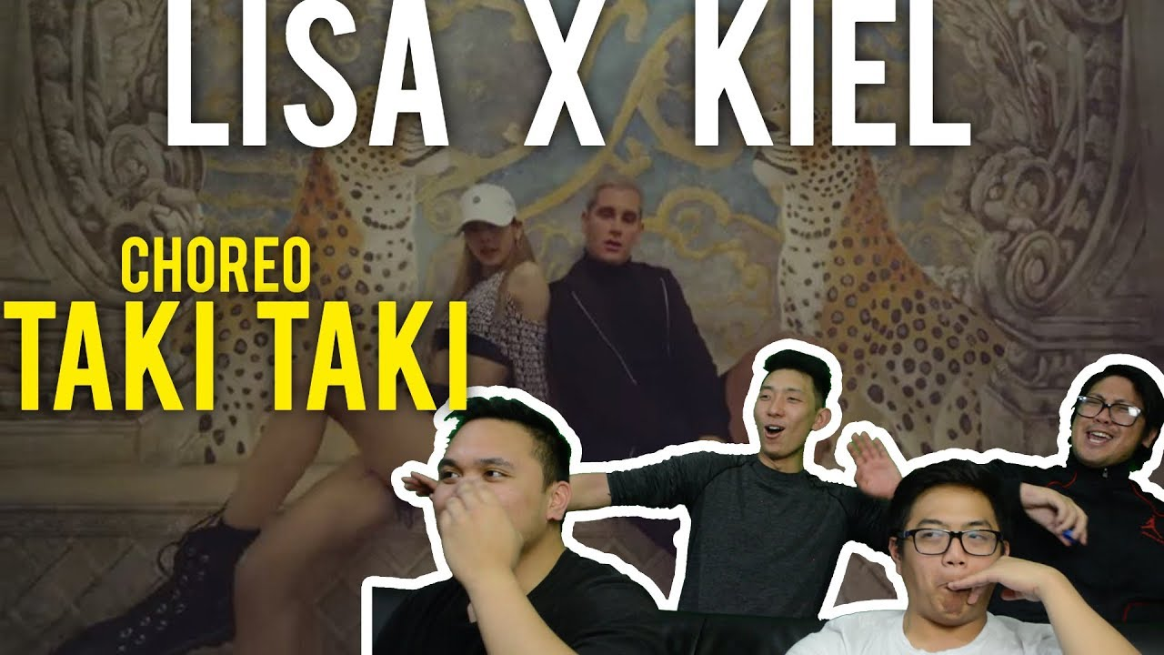 Lisa X Kiel Tutin Choreography Reaction Youtube