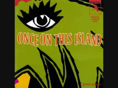 Some Girls-Once on This Island Instrumental